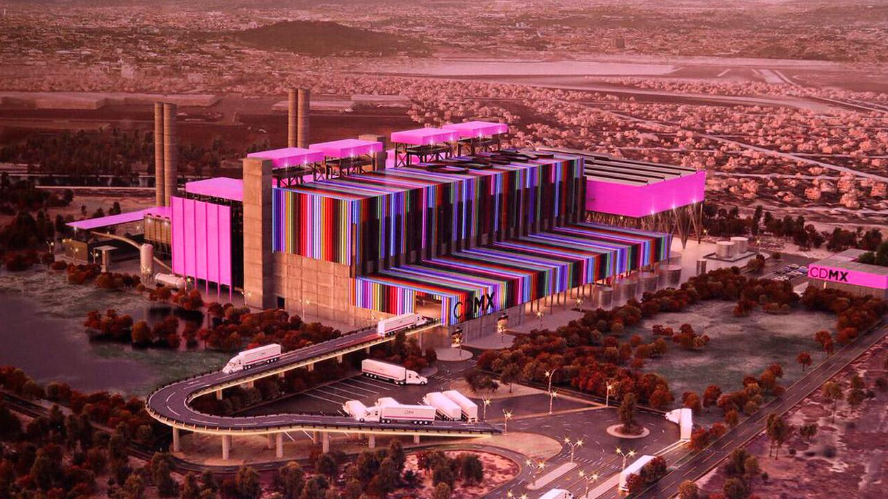 Esta planta transformará la basura en energía y moverá al Metro capitalino
