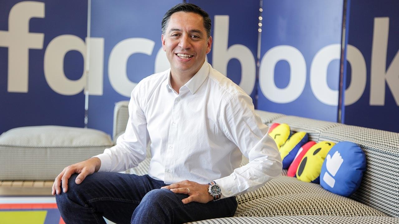 Jorge Ruiz dejará la dirección de Facebook México el 31 de diciembre