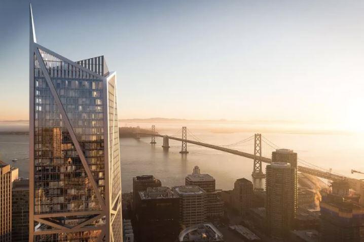 Conoce el rascacielos que rentará Facebook en San Francisco