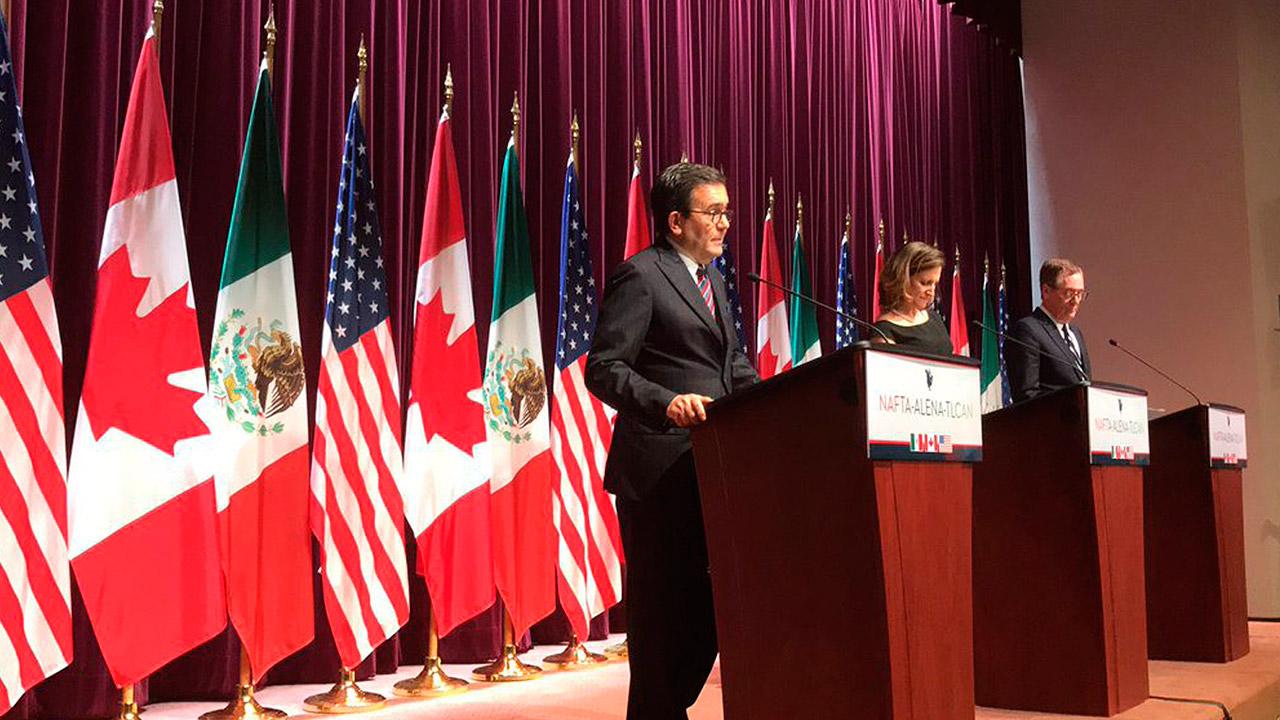 Guajardo ve posibilidad de impulsar TLCAN en Cumbre de las Américas