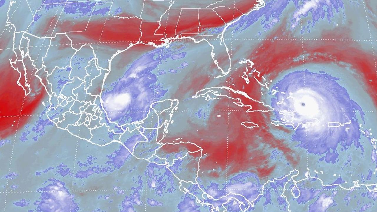 Suman siete los muertos por el huracán Florence