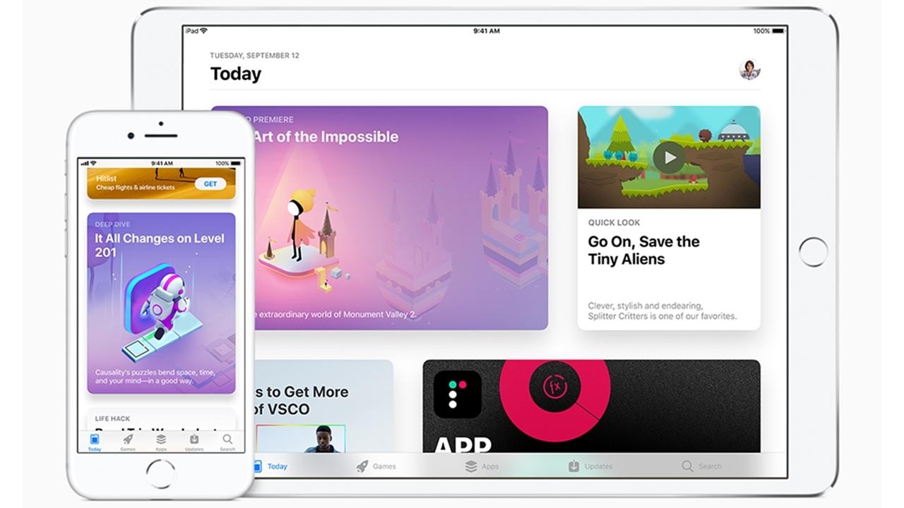 Apple libera el iOS 11 hoy, esto es lo que tienes que saber
