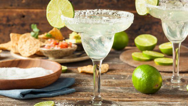 Día de la Margarita coctel