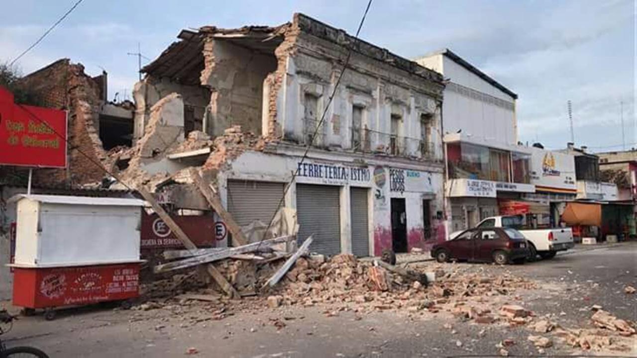 Muertos por sismo ascienden a 58, la mayoría de Oaxaca