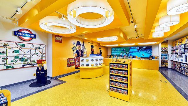 Lego elimina mil 400 empleos por caída en ventas