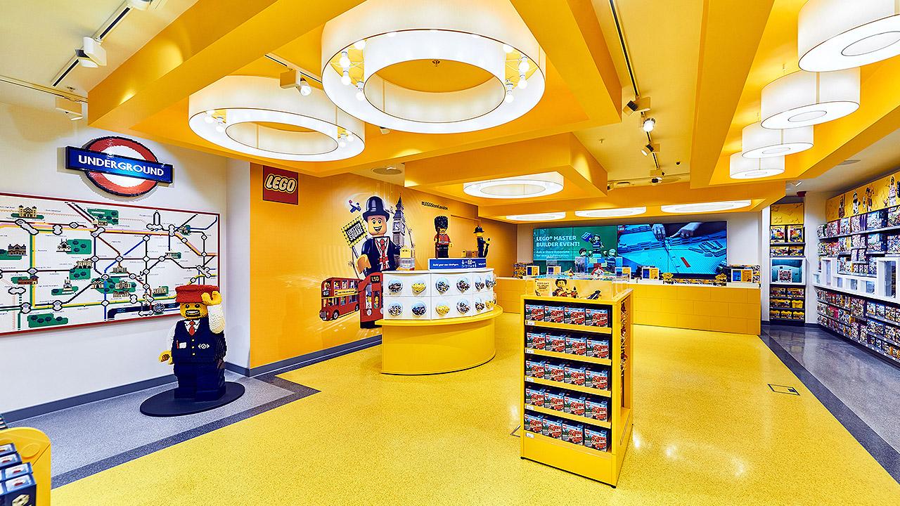 Lego eliminará 1,400 empleos por caída de ventas