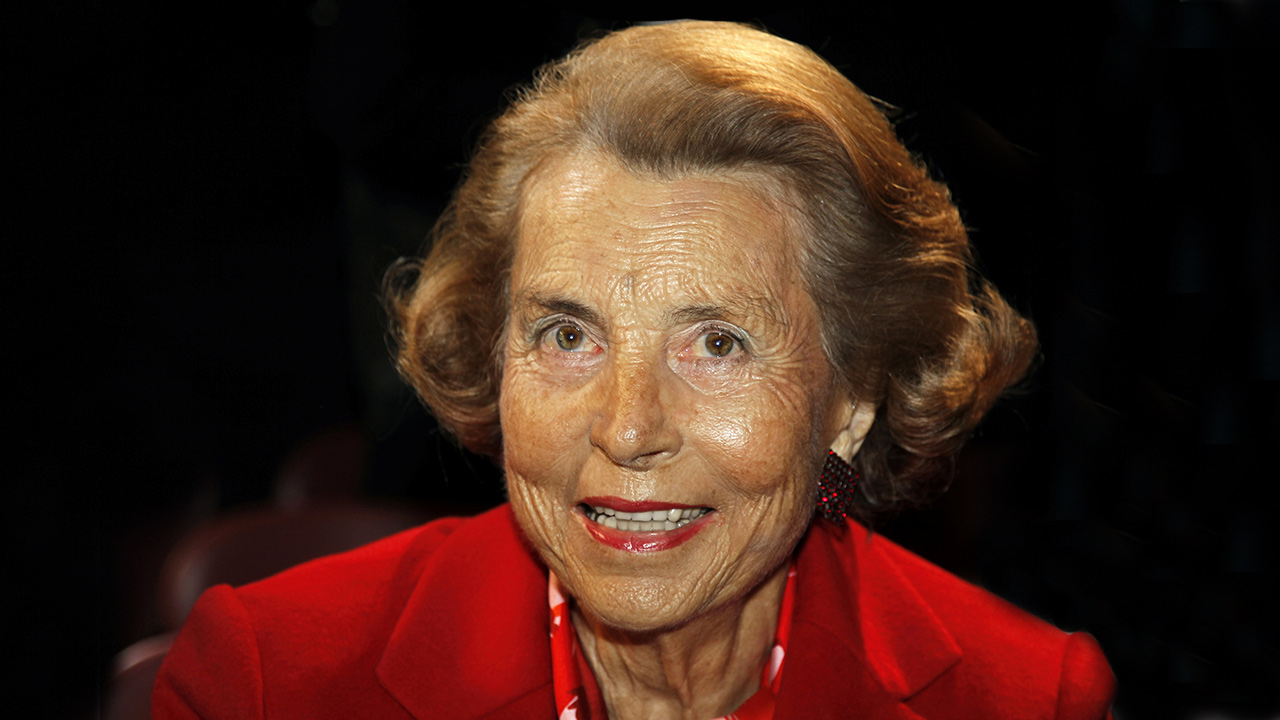 Liliane Bettencourt, heredera de L'Oreal, muere a los 94 años