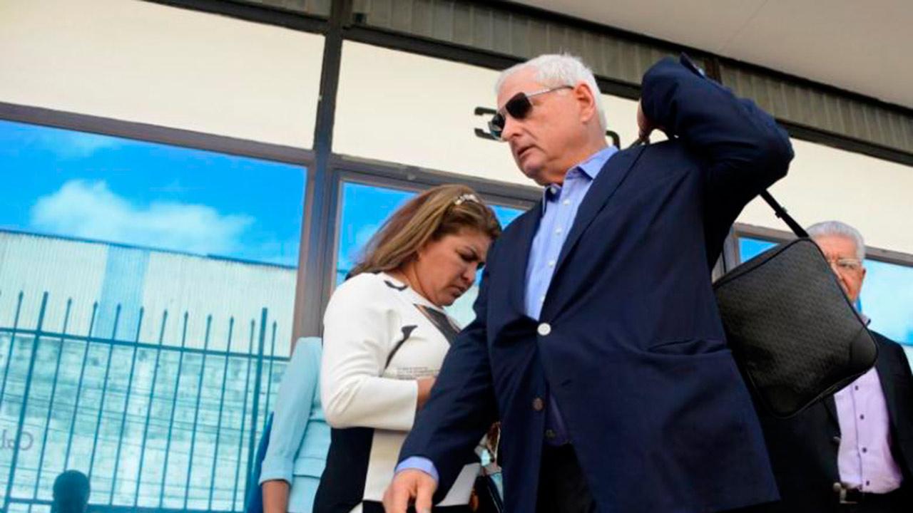 Transparencia Internacional pide a EU confirmar extradición de Martinelli