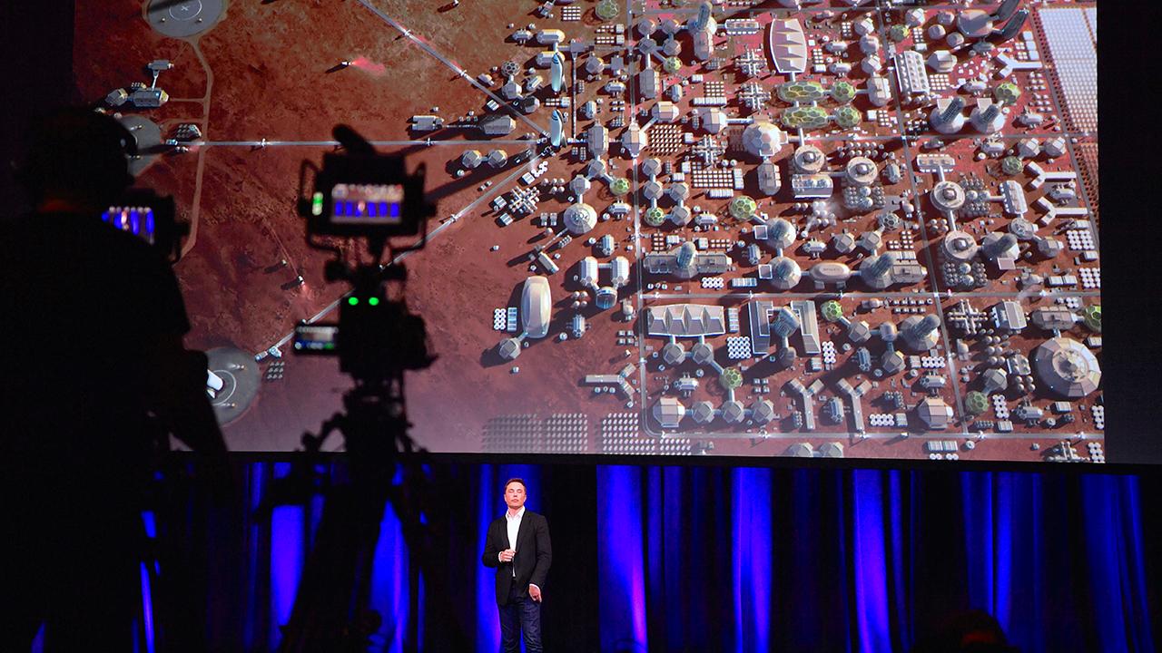 Musk revela más detalles de su plan para colonizar Marte