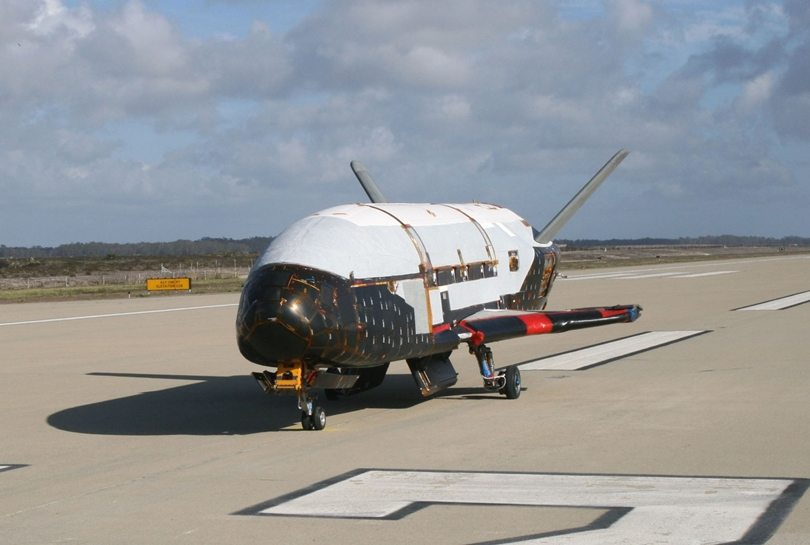 X-37 OTV-nave espacial