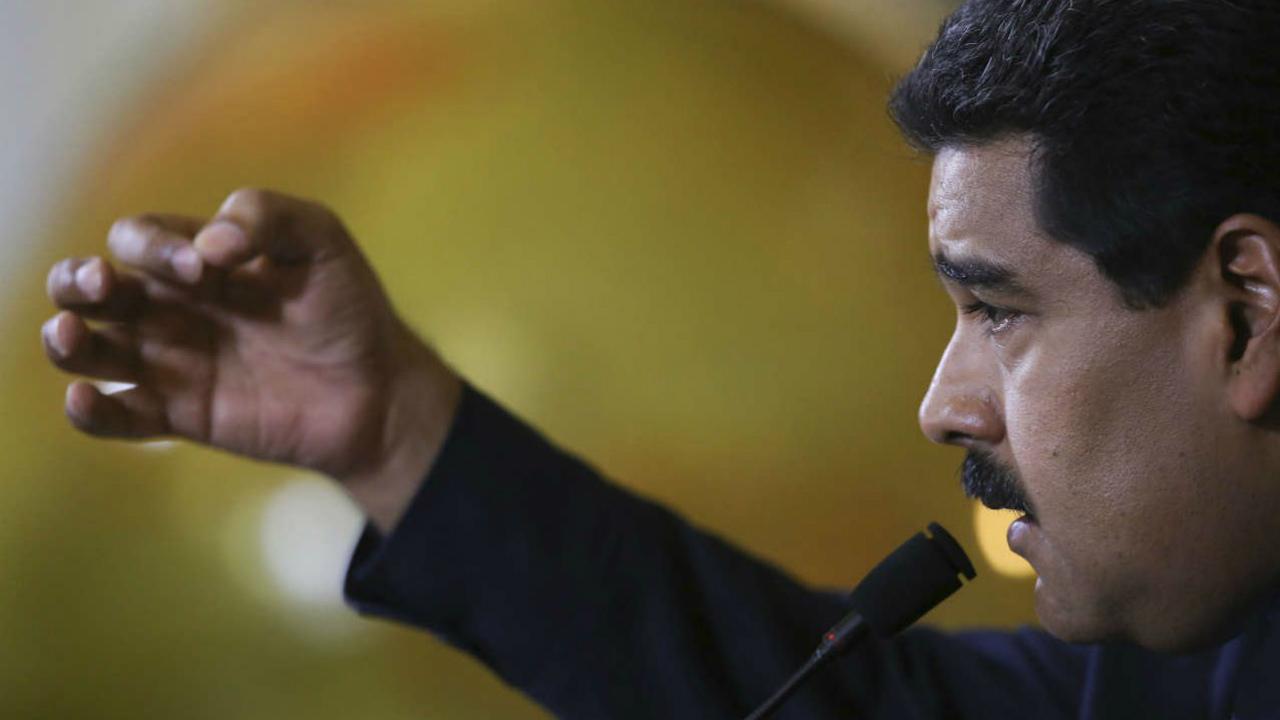 Estados Unidos desconoce resultado electoral en Venezuela
