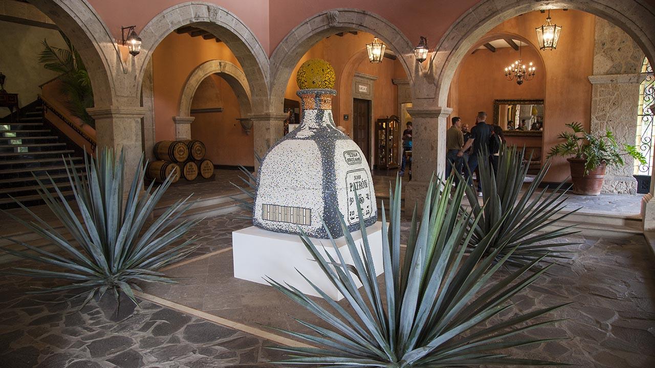 Bacardí brinda con Tequila Patrón su entrada a las bebidas alcohólicas ultra premium