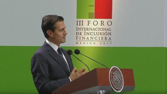 Peña Nieto enviará al Congreso iniciativa para regular Fintech