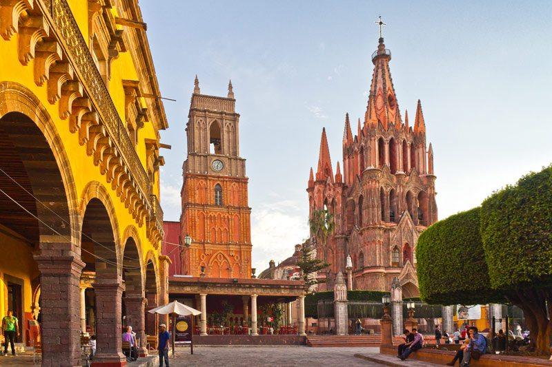México nombra 11 nuevos pueblos mágicos para impulsar turismo nacional
