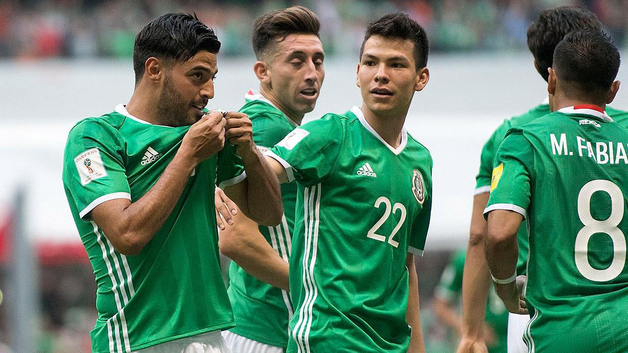 México cae en ranking de FIFA; Bélgica se queda con primer lugar