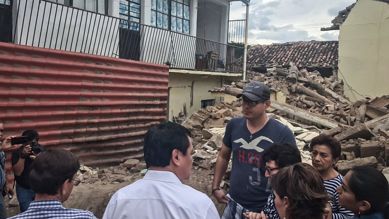 Empresas donan en especie por sismo; suman 96 muertos