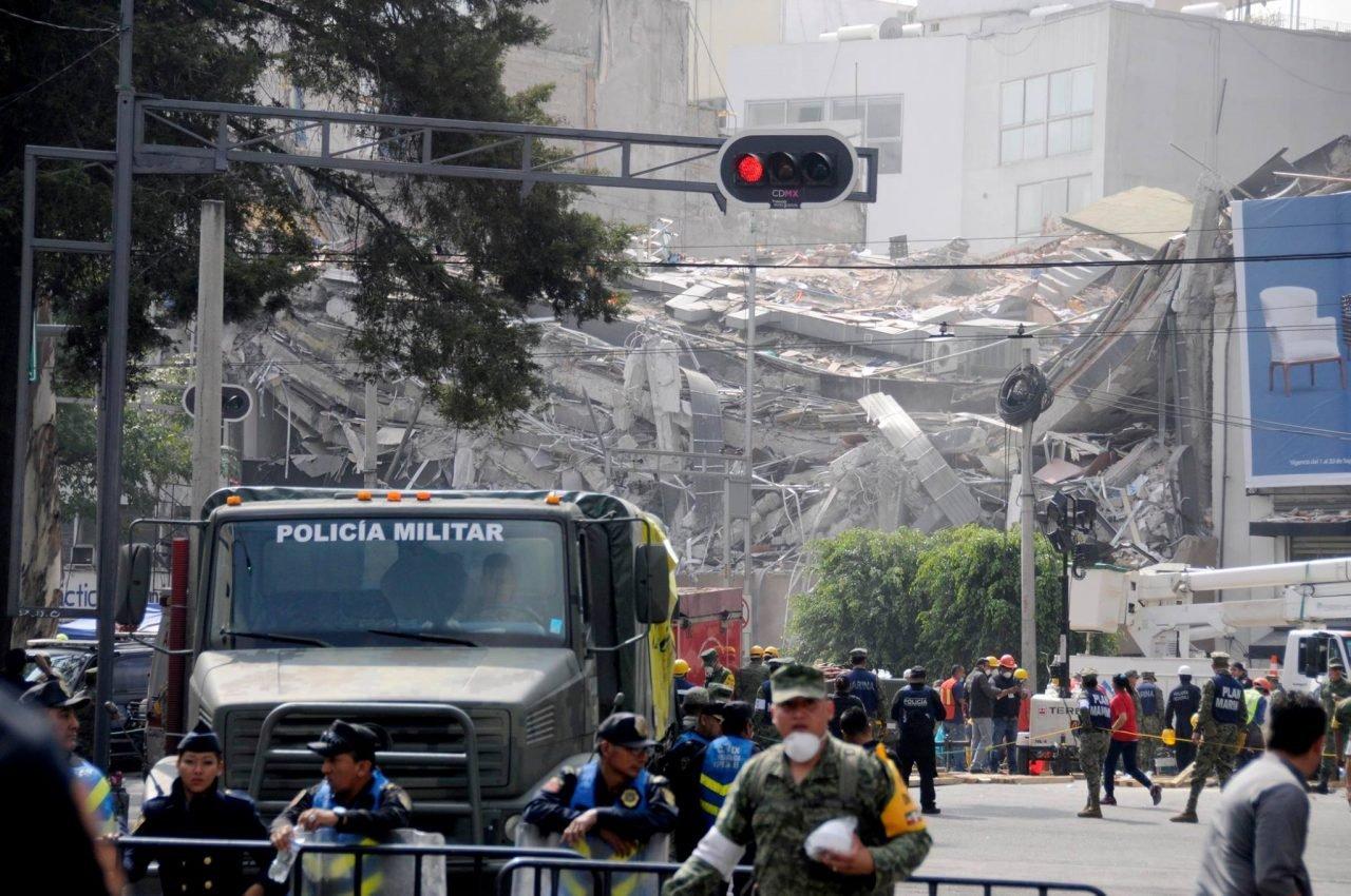 Sismos de este año, casi iguales a todas réplicas desde del temblor de 2017