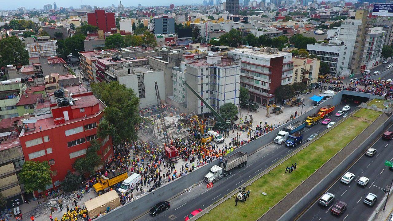 Publican criterios para entregar recursos para reconstrucción por sismo