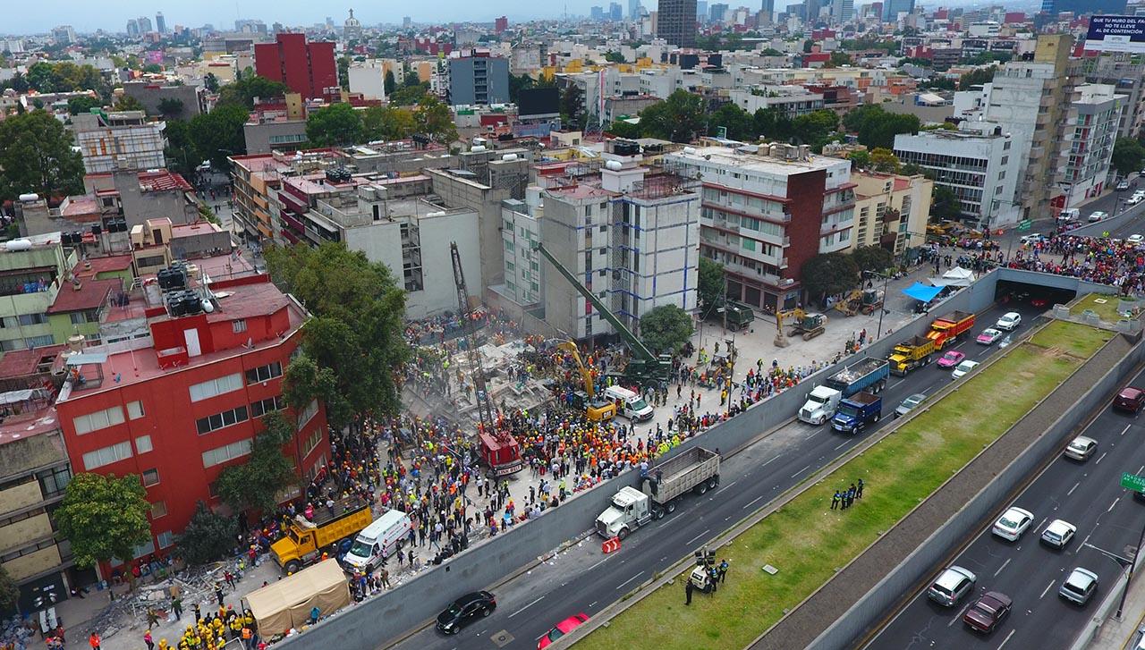 Brigada de Panamá llega a México