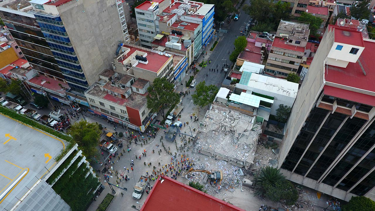 Seguros hipotecarios contra sismos no sirven: Condusef