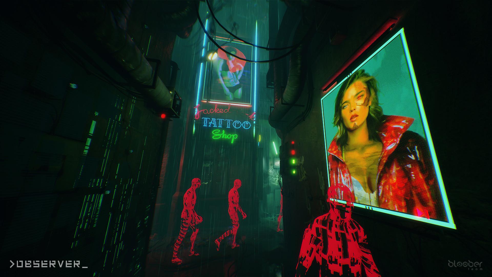 Observer, una pesadilla cyberpunk hecha videojuego