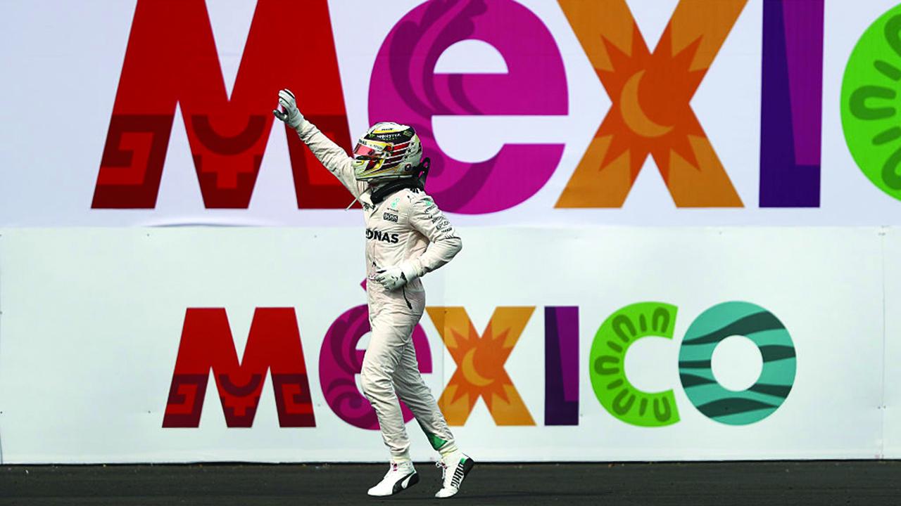 El Gran Premio de México un fenómeno en las redes sociales