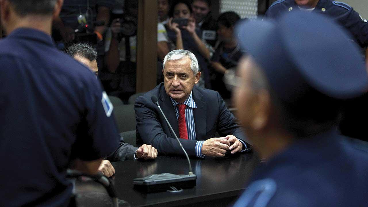 Guatemala, entre incertidumbre y corrupción