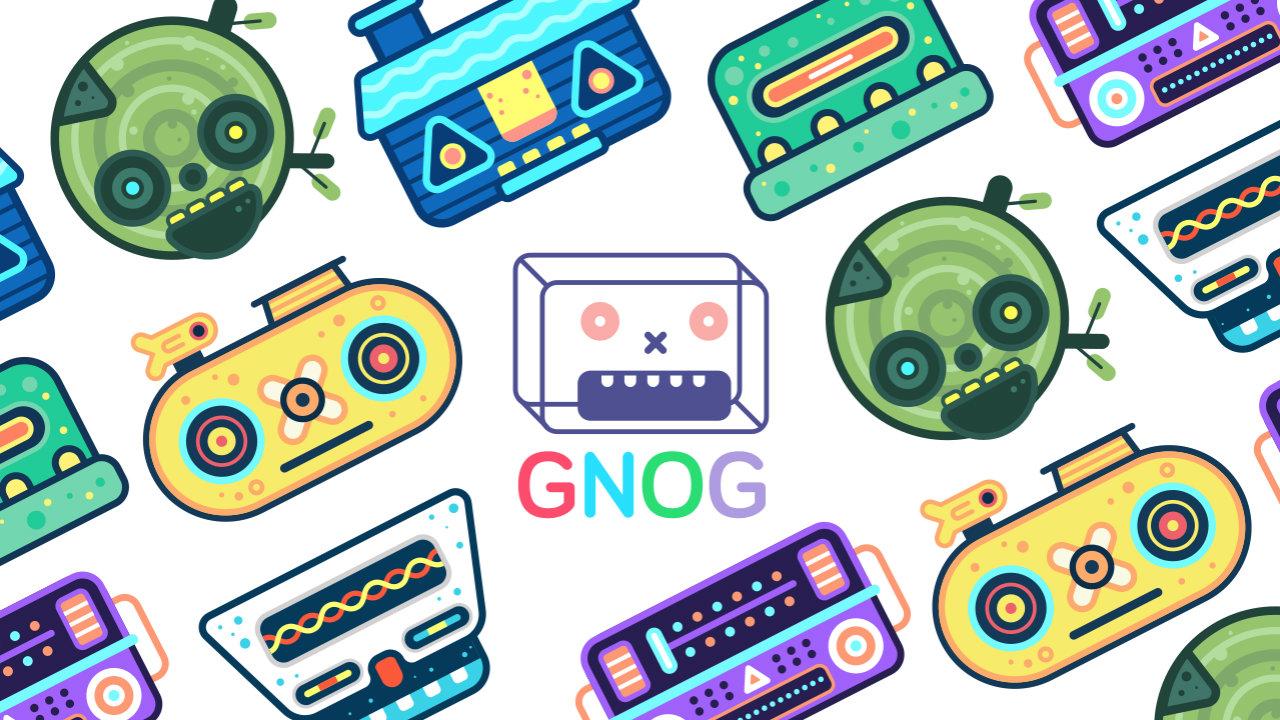 GNOG, un esotérico y hermoso juego de PS VR
