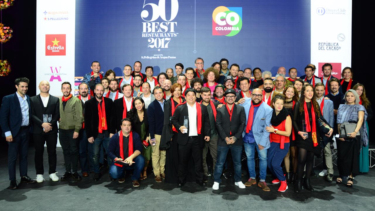 Los 50 Best de Latinoamérica ponen a México en la mira