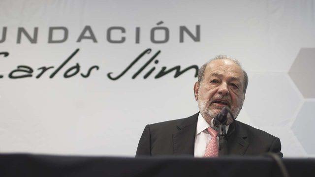 Ing. Carlos Slim Helú (Foto: Angélica Escobar/ForbesMx)