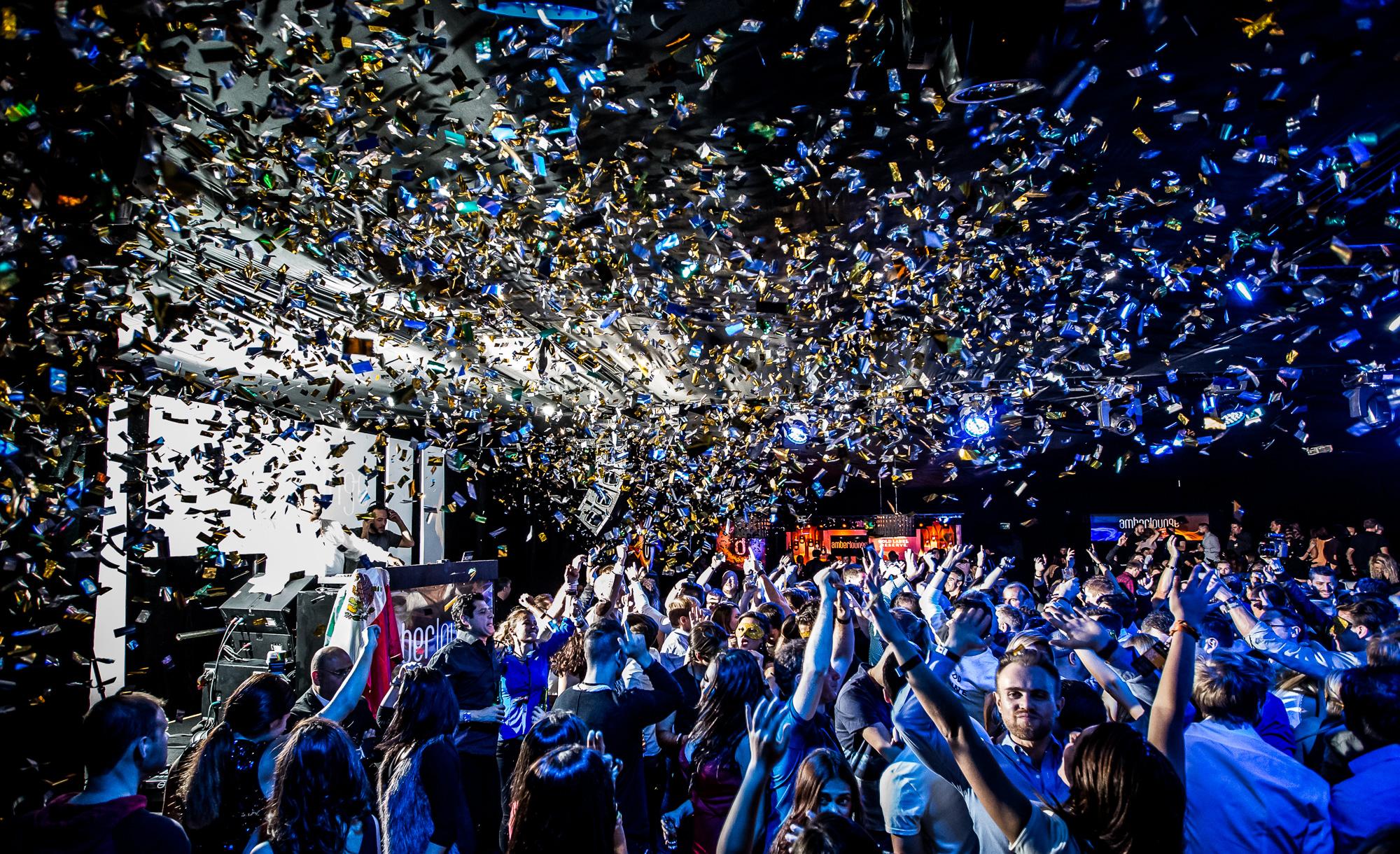 La gran fiesta de Amber Lounge regresa a la CDMX este año