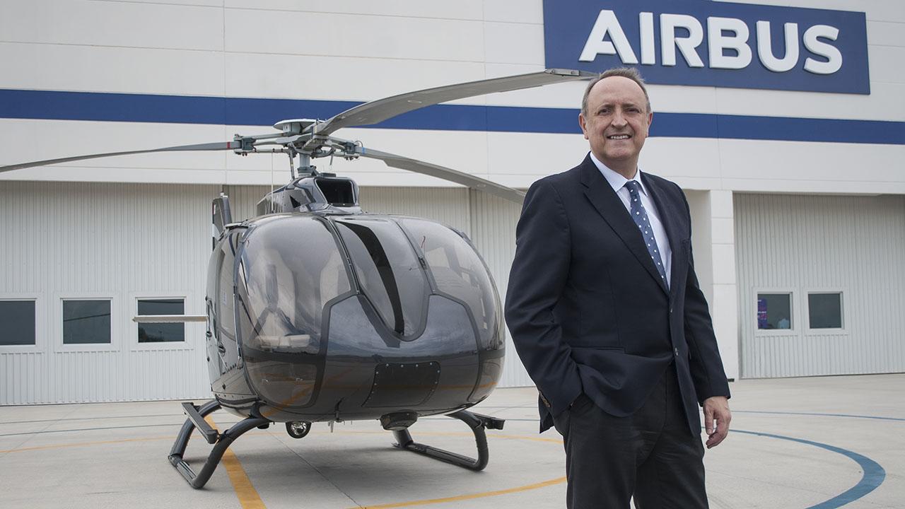 Airbus redobla la apuesta por su planta en Querétaro