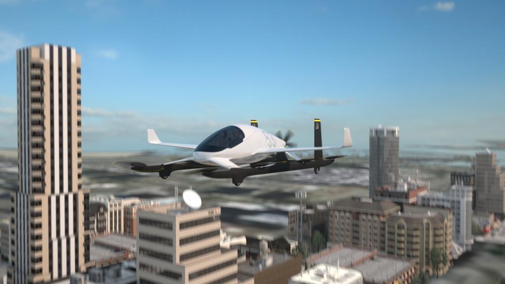 Boeing, ¿detrás del proyecto de taxi aéreo de Uber?