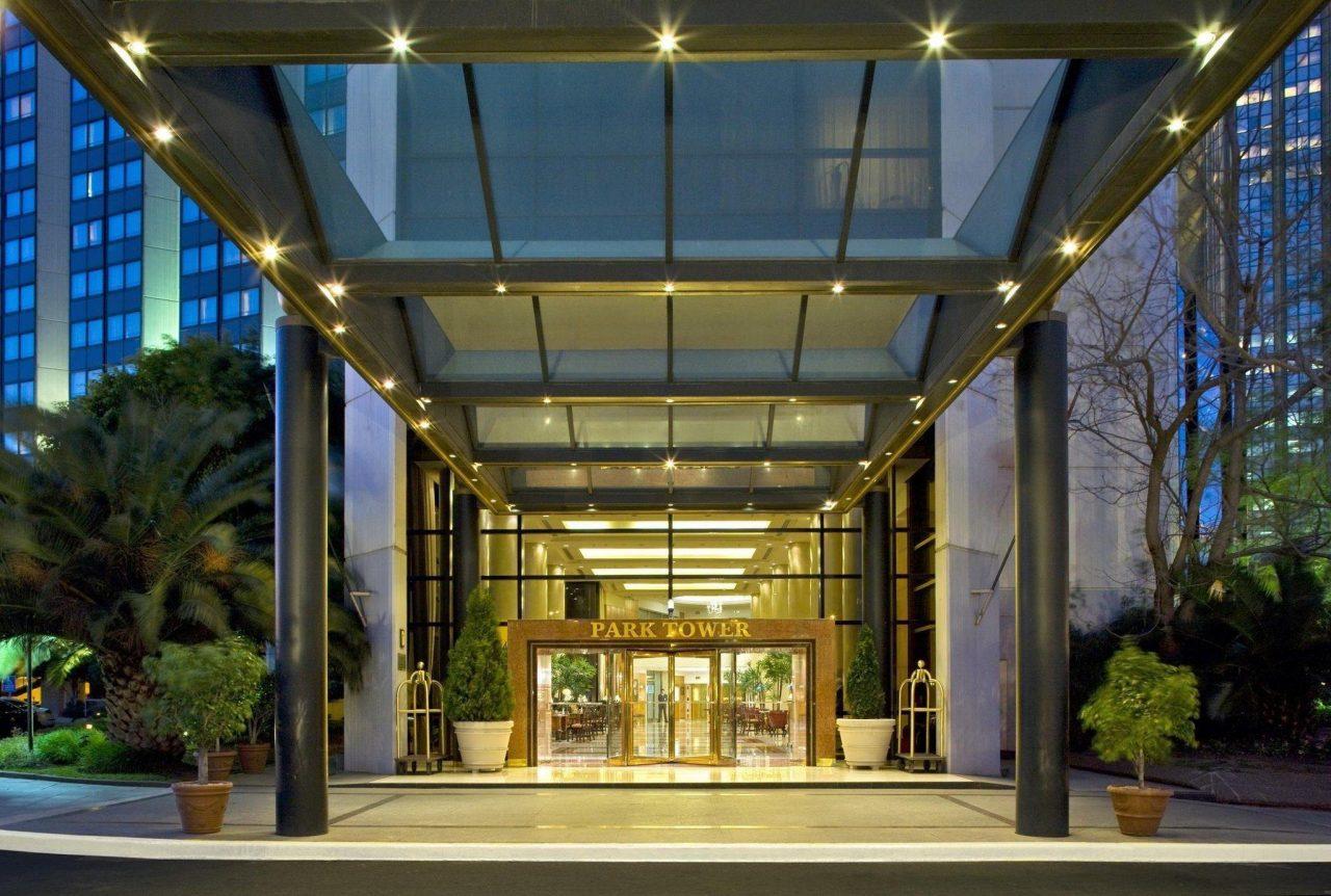 Neoclasicismo de vanguardia con este hotel de Buenos Aires
