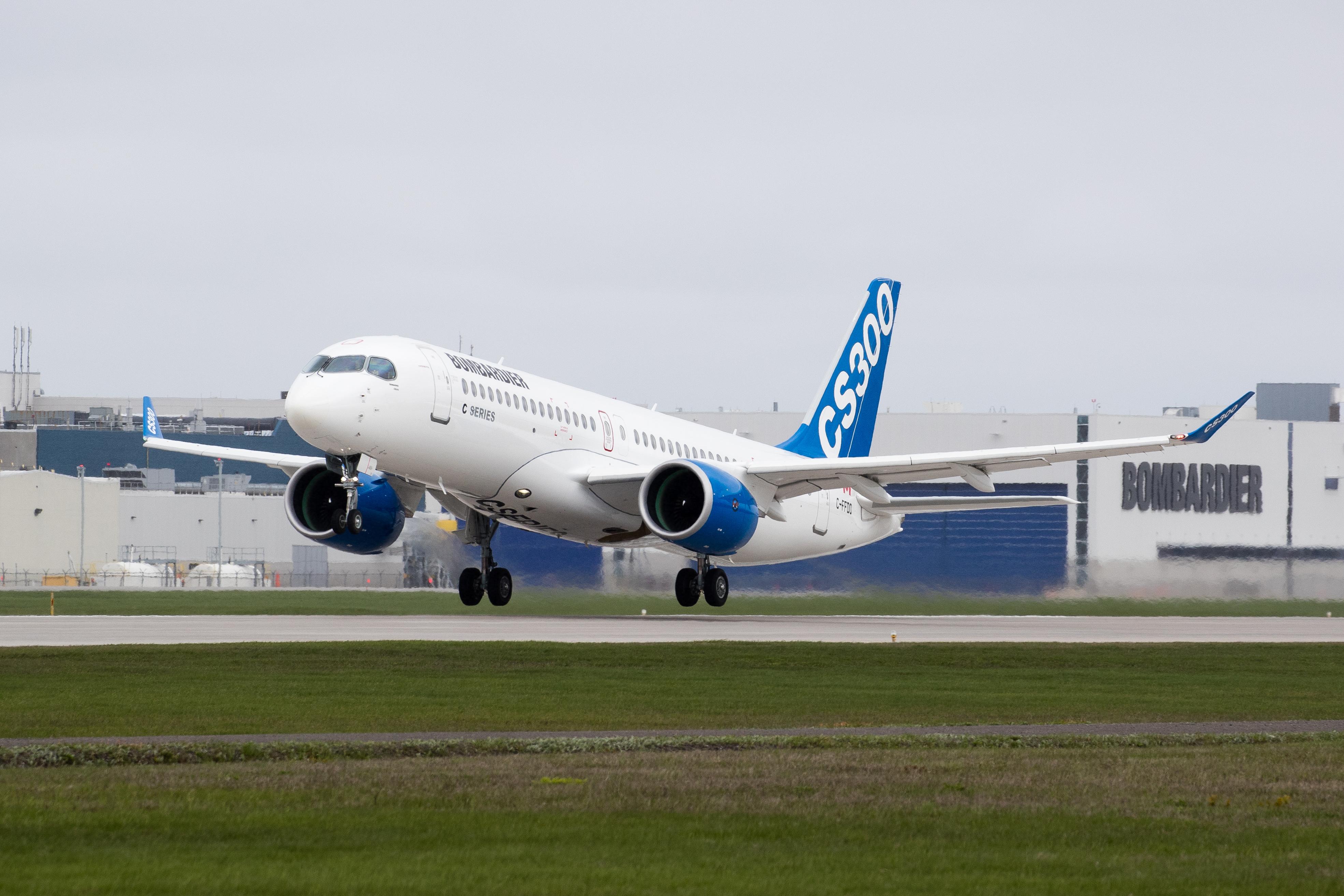 Bombardier gana la guerra arancelaria a Boeing en EU