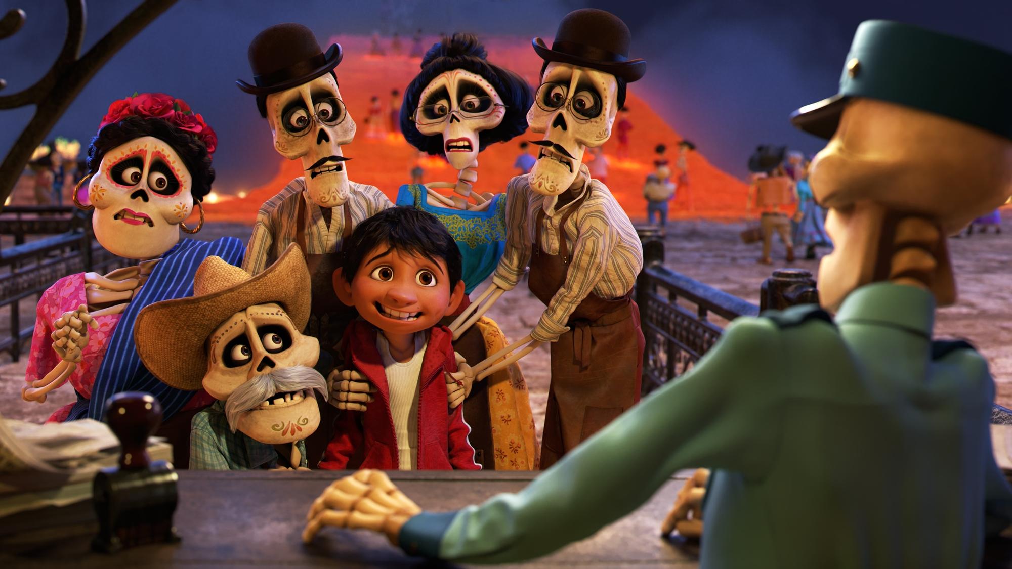 ENTREVISTA: El director de 'Coco' cuenta su viaje por el Mundo de los Muertos