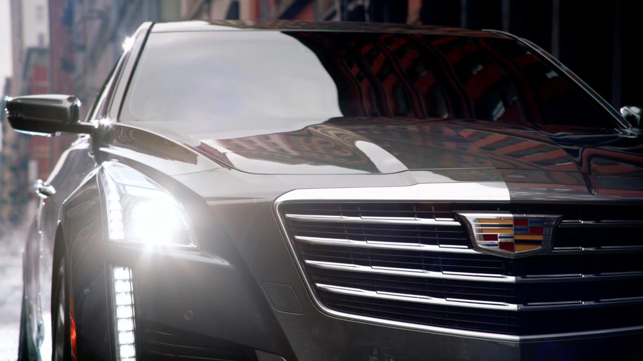Así luce Cadillac CTS, el más inteligente hasta la fecha