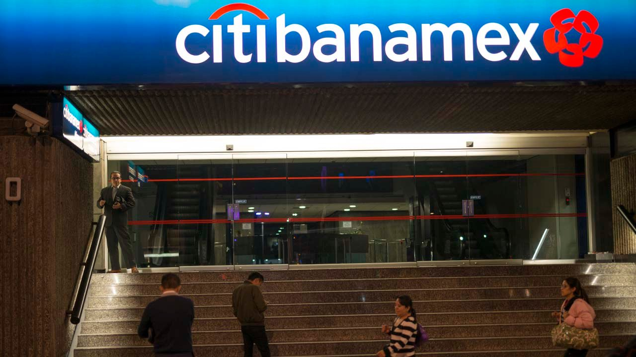 Citibanamex ofrece 100 plazas laborales con prestaciones superiores