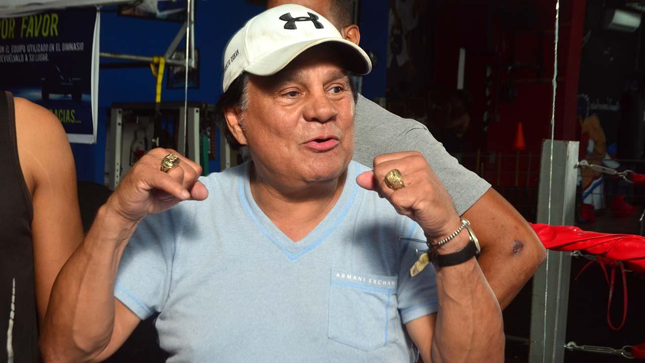 """Once rounds de negocios desde el ring de """"Manos de Piedra"""""""