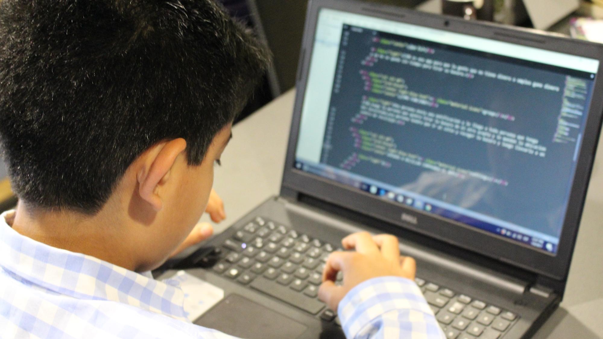 La 'escuela' donde los niños incuban sus startups