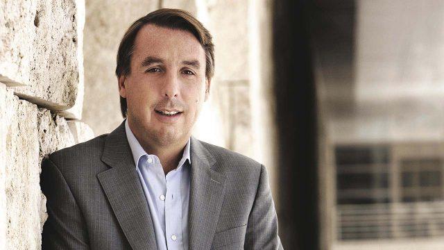 Emilio Azcárraga, CEO de Televisa. (Foto: Cortesía de Televisa.)