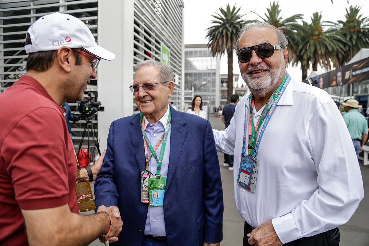 Fórmula 1-Gran Premio de México