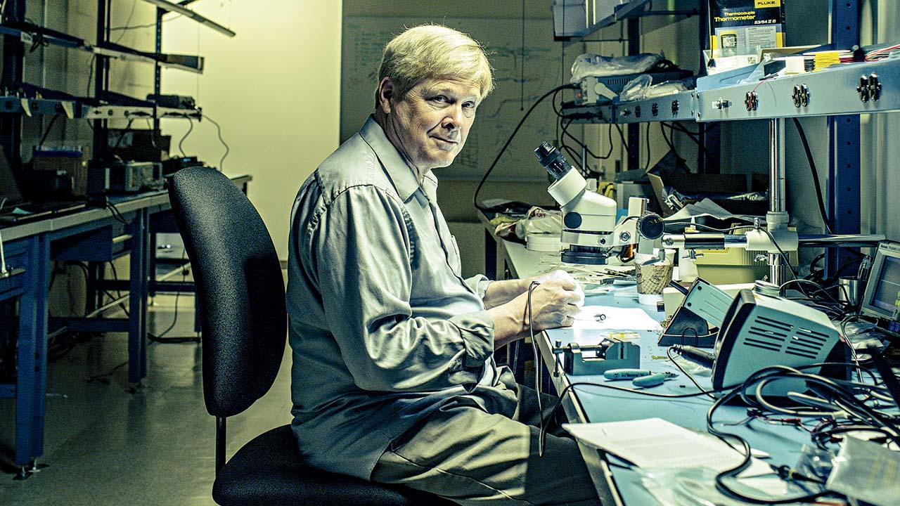 """Esta empresa fabrica los """"ojos"""" de los autos autónomos"""