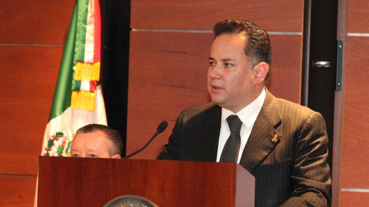 Fepade-Santiago Nieto