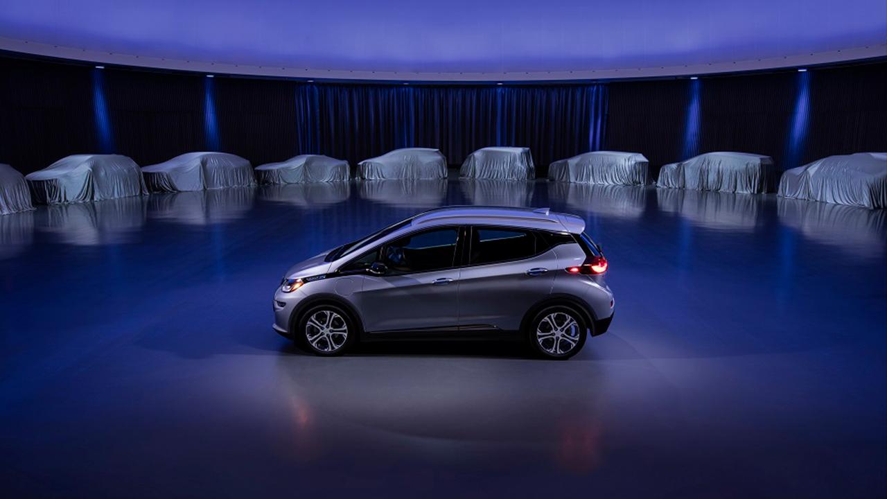 GM planea lanzar 20 vehículos eléctricos para 2023