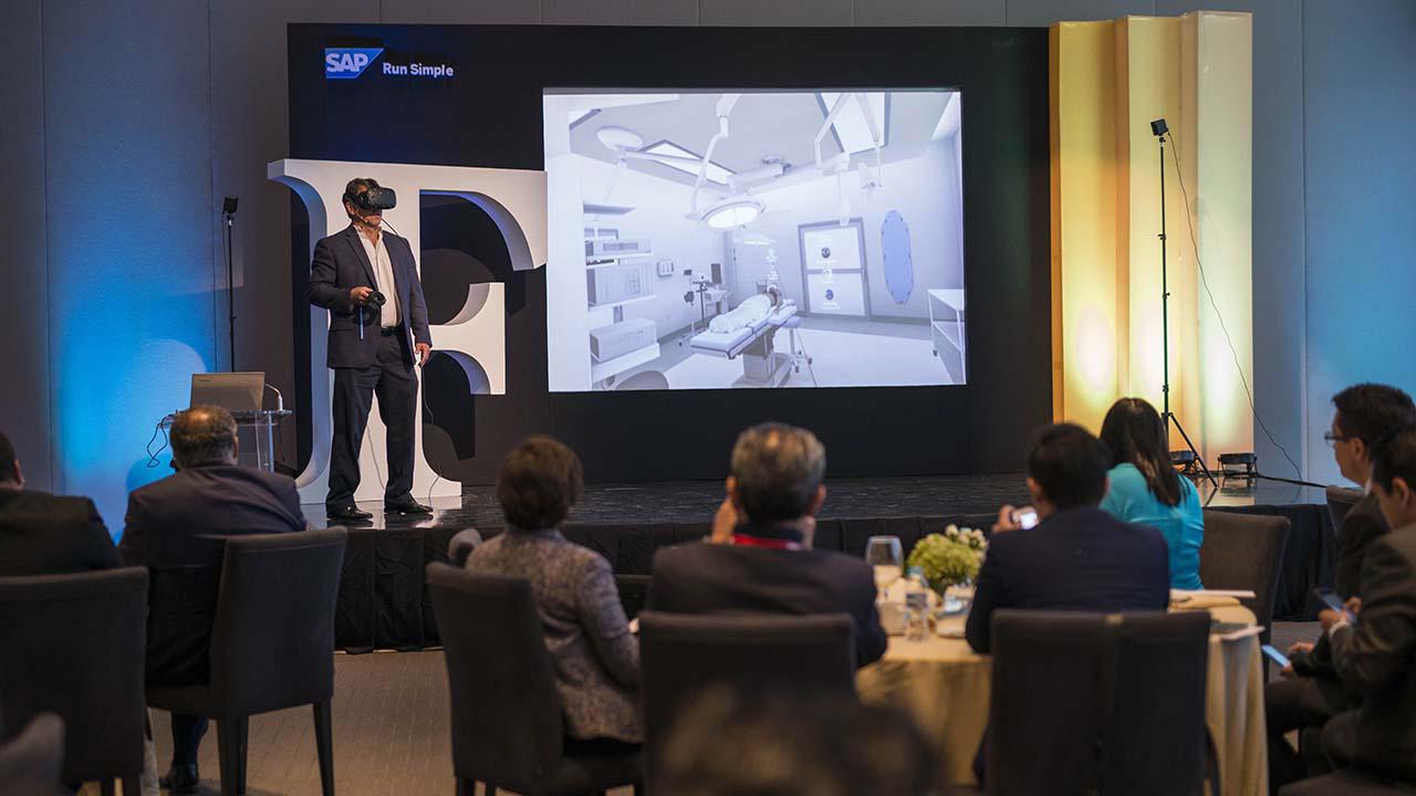 Transformación digital y tecnología exponencial en la atención a la salud