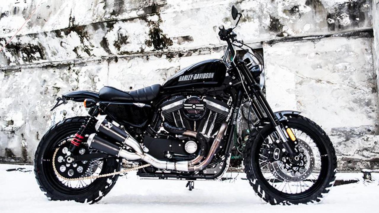 Harley-Davidson vende menos motos en México y el mundo