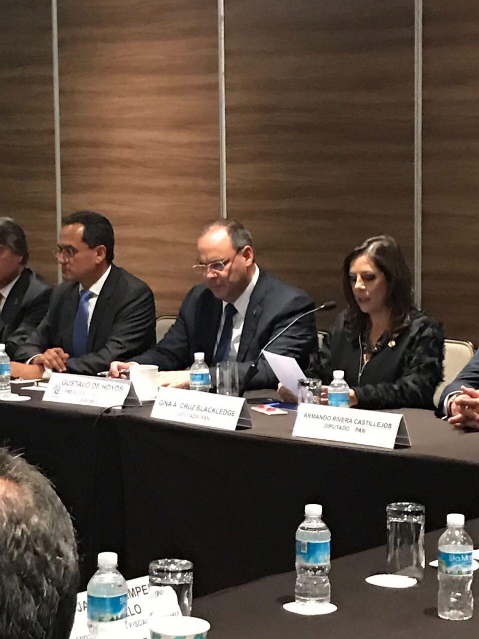 Coparmex insiste en creación de Consejo fiscal para transición de gobierno