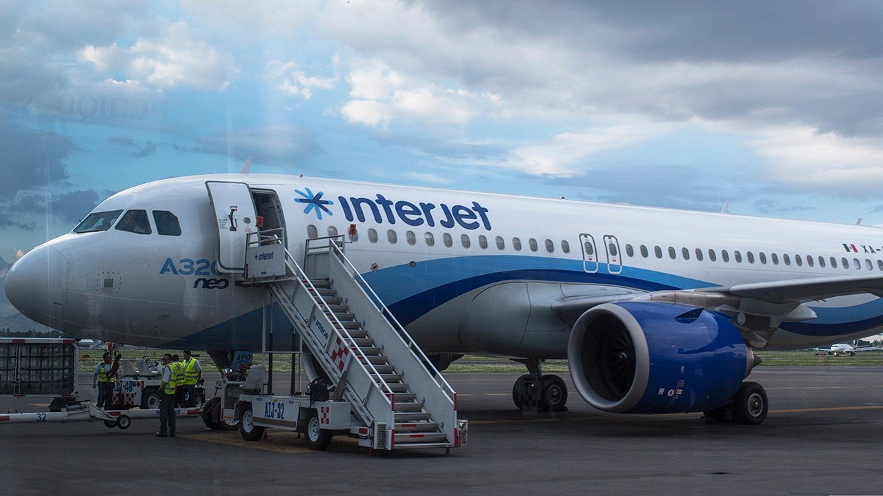 Interjet convoca asamblea de accionistas para concurso mercantil