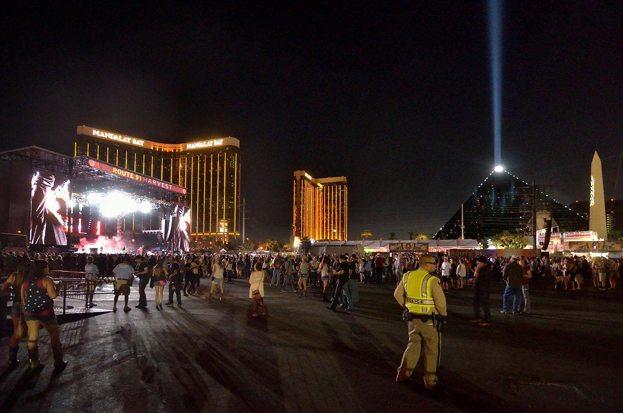 Twitter registra su día más triste por tiroteo en Las Vegas